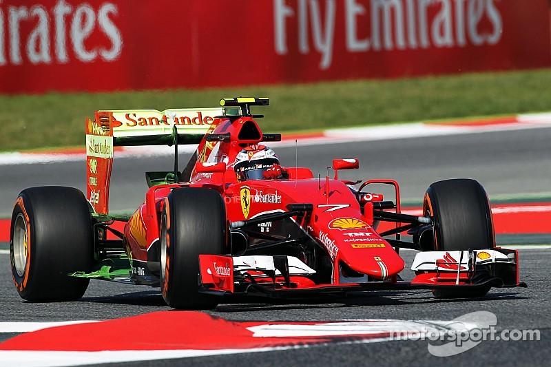 Räikkönen n'est pas satisfait de son vendredi