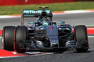 Формула 1 Пресс-релиз Росберг: В гоночном темпе мы быстрее Ferrari