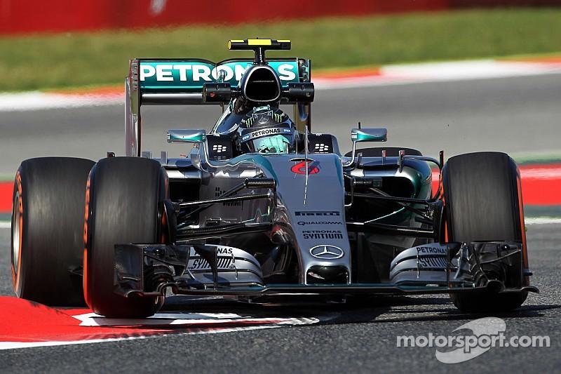 Росберг: В гоночном темпе мы быстрее Ferrari