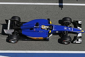 Formula 1 Practice report A normal Friday for Sauber on free practice for the Spanish GP