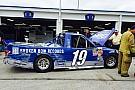 Brad Keselowski Racing teammates collide in Truck qualifying