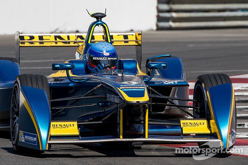 E.dams duo set the pace in first Monaco practice session