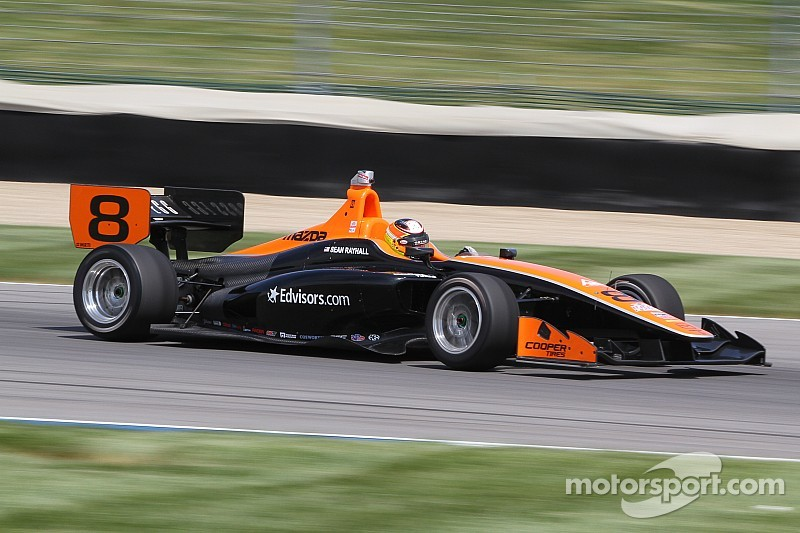 Rayhall, 8Star score impressive Indy Lights win at Indianapolis