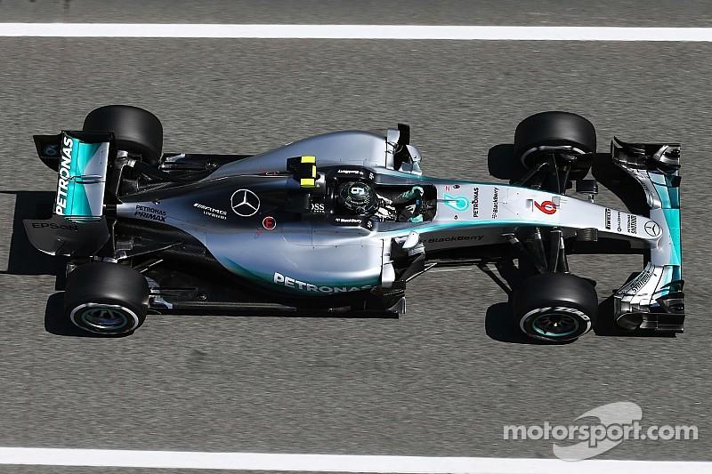 Resultados del GP de España: Rosberg suma primer triunfo