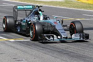 Formule 1 Résumé de course Nico Rosberg s'impose après un