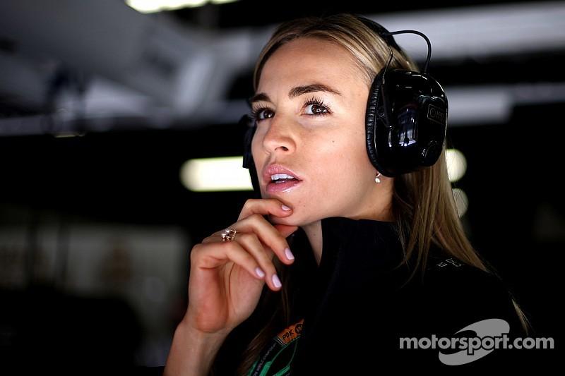 Jordá volvió al tema de las mujeres en F1