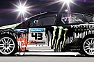 Ken Block correrà nel campionato del mondo di Rally