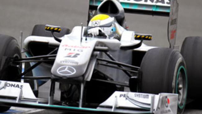 F1: La Mercedes Gp risponde subito alla Ferrari
