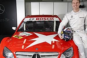 DTM Ultime notizie DTM: Coulthard ha provato la Mercedes