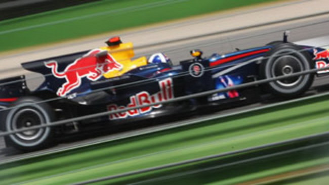 F1: Coulthard torna sulla Red Bull a Belfast