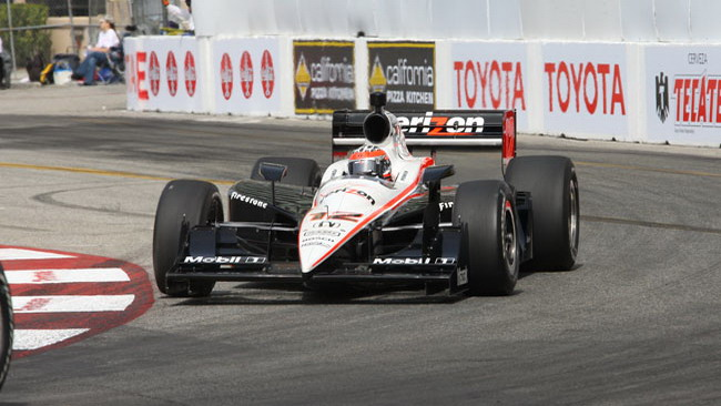Power fa sua la pole anche a Long Beach