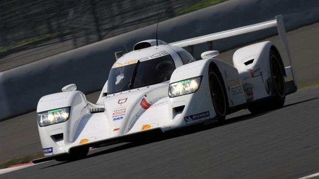La Dome S102 riappare in un test al Fuji