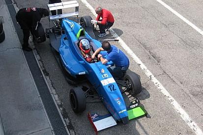 Il Team Dynamic Engineering debutta con Mancinelli