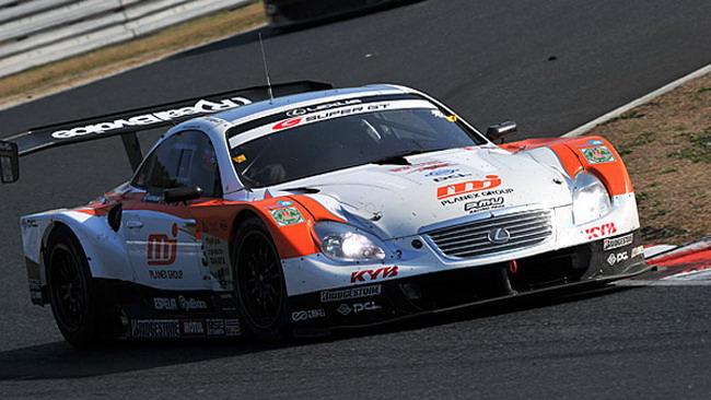 Dominio Lexus al Fuji