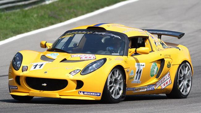 Anche la Inter Drive Sport al via della Lotus Cup