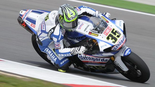 Monza: la pole provvisoria è di Crutchlow