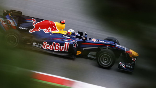 Barcellona, libere 3: Vettel e la Red Bull alla carica