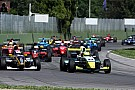 F2000 Light: Turchetto parte male ma poi va a vincere