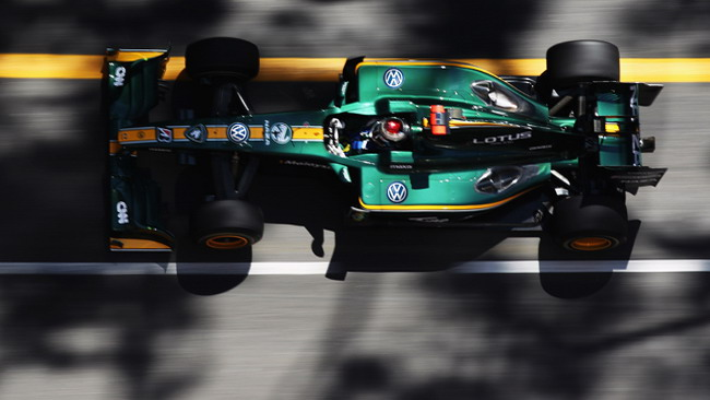 Clamoroso: Lotus-Volkswagen in F.1 nel 2013?