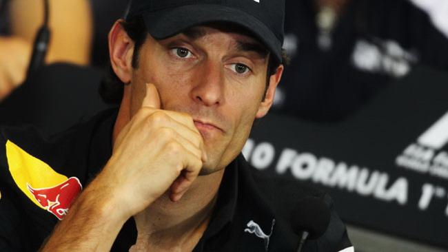 Webber ha firmato con Red Bull