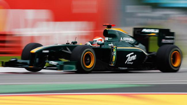 La Lotus festeggia a Valencia il 500. Gp