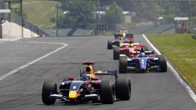Daniel Ricciardo vincitore di Gara 1 a Budapest