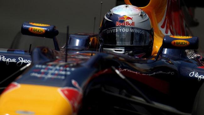 Silverstone, libere 1: Vettel subito protagonista
