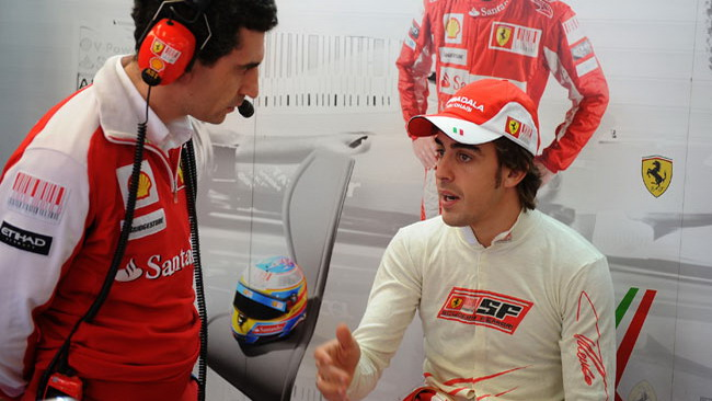 Alonso non protesta, ma non rinuncia alla lotta