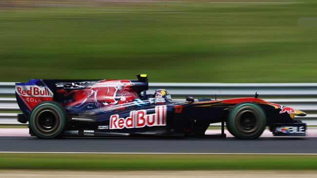 La Toro Rosso programma F-duct e scarichi soffianti
