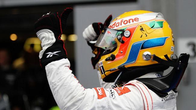 Hamilton batte Pedrosa in televisione