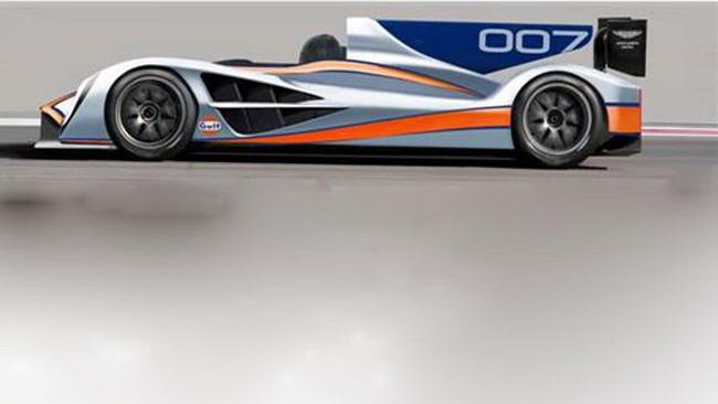 In arrivo una nuova LMP1 per l'Aston Martin nel 2011