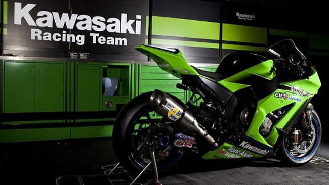 Riscontri interessanti per la Kawasaki 2011 a Valencia