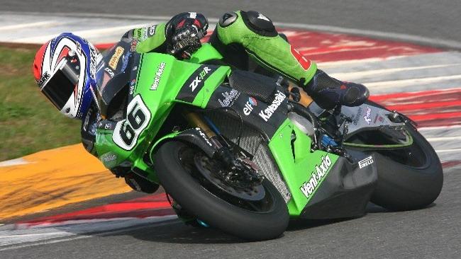Sykes, è prima pole per Kawasaki!