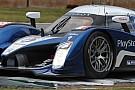 Peugeot subito davanti alla Petit Le Mans