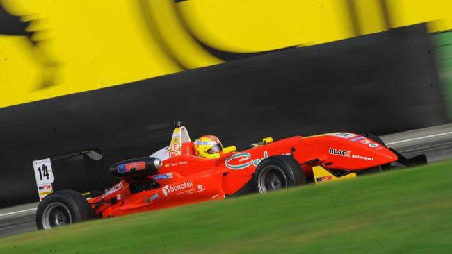 Marco Barba vince a Monza