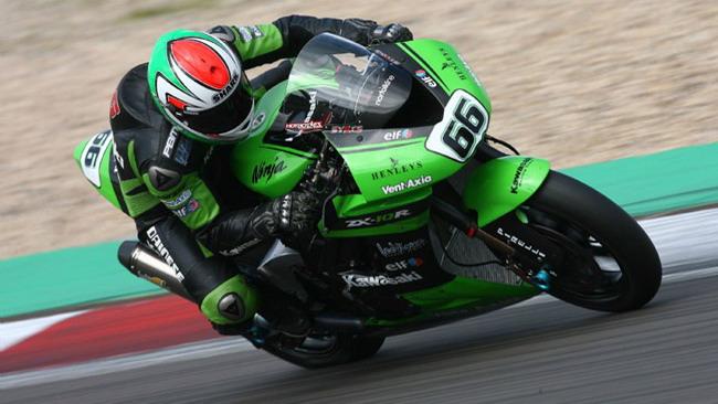 Sykes rinnova con la Kawasaki