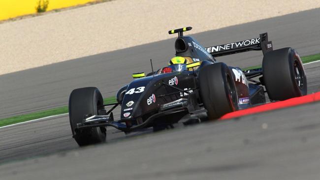 Frisone prende confidenza con la F.Renault 3.5