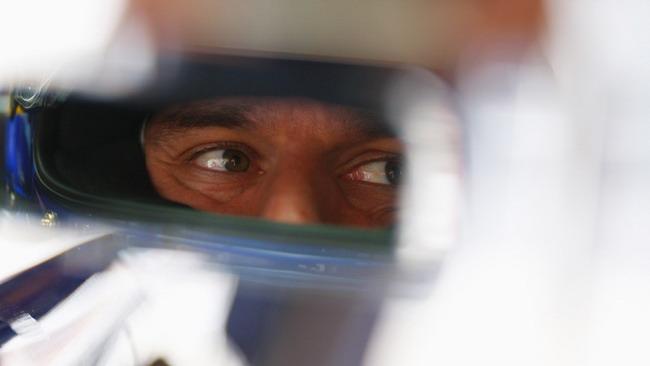 Webber non teme il lato sporco della griglia