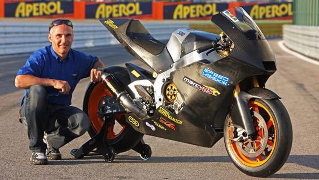 Redding proverà la Suter a Jerez