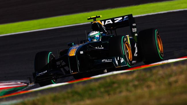 La Lotus ufficializza la partnership con la Renault