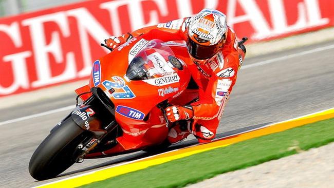 Ultima pole in Ducati per Casey Stoner