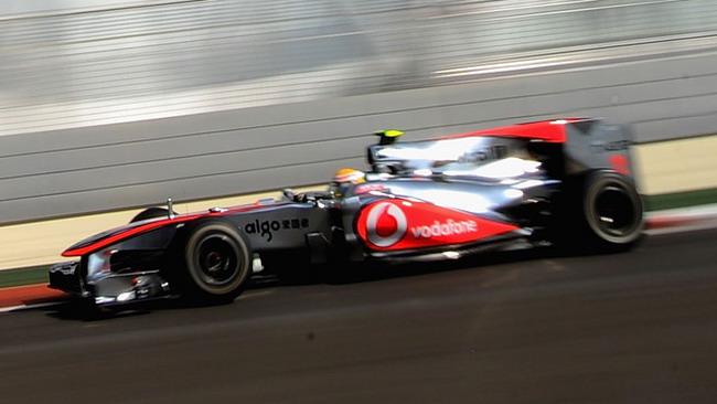 Abu Dhabi, libere 2: Hamilton mette paura a tutti