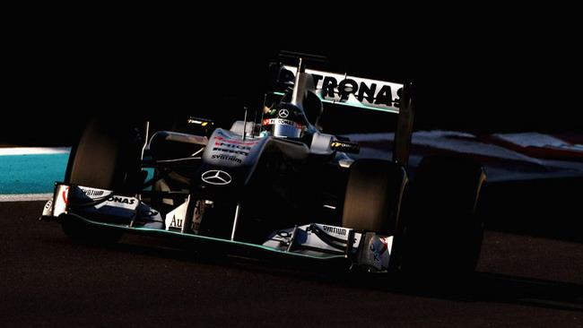 Rosberg sembra rimpiangere le Bridgestone