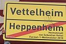 Heppenheim diventa Vettelheim per un giorno!