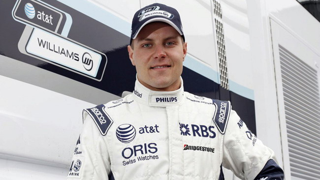 Bottas passa in GP3 con la Lotus ART