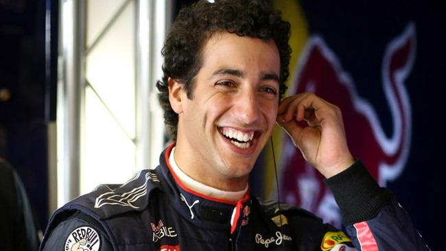 Ricciardo nominato terzo pilota della Toro Rosso
