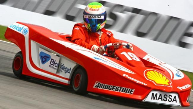 Questo weekend torna la gara di kart di Florianopolis