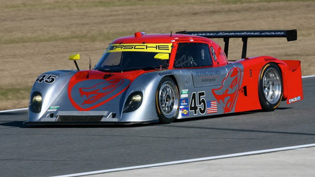 Flying Lizard in pole alla 24 Ore di Daytona