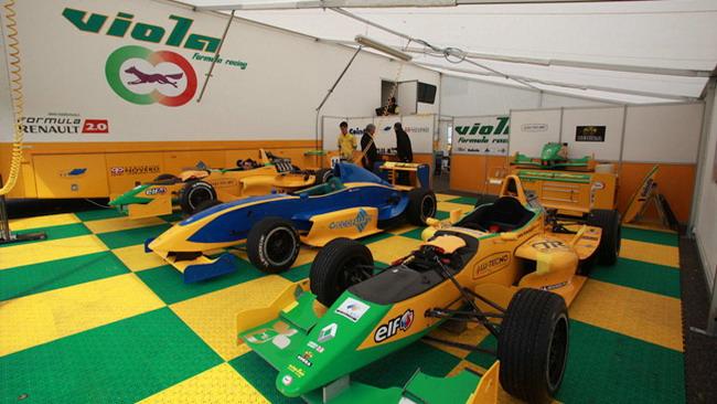 La Viola Formula Racing vuole confermarsi al top