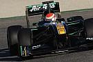 Il Team Lotus sfrutta il giorno extra a Valencia